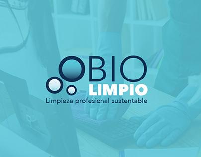Empresa: BIOLIMPIO. Limpieza profesional sustentable