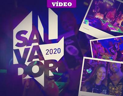 Vídeo Stand Camarote Salvador