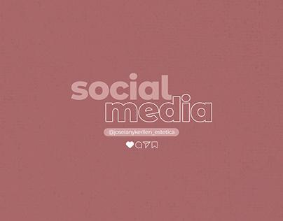 Social Media | Joselany Kerllen