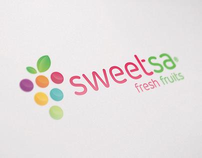 sweetsa Logo Tasarım