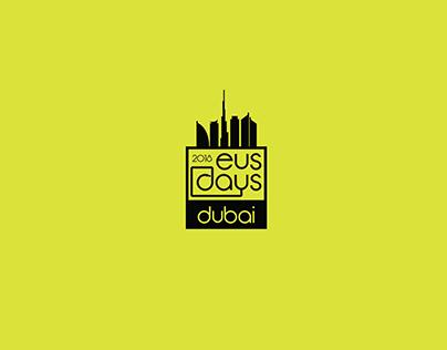 EUS Days '18   Brand Identity