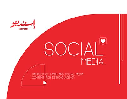 ESTUDIO-social media