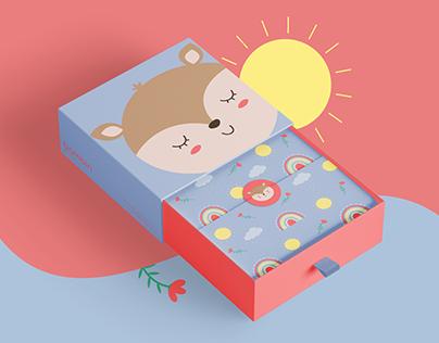 Projeto fictício: Bambin - Moda infantil