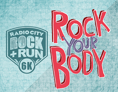 "Radio City ROCK+RUN 209 ""ROCK YOUR BODY"""