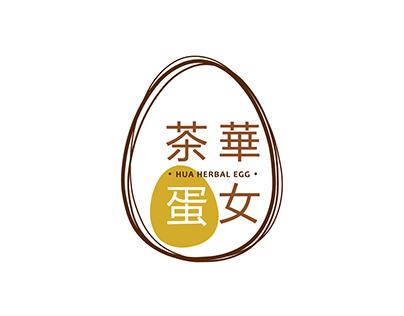 Herbal Eggs Logo Design