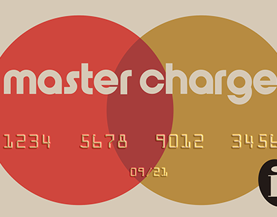 retro master charge...for the love of vintage