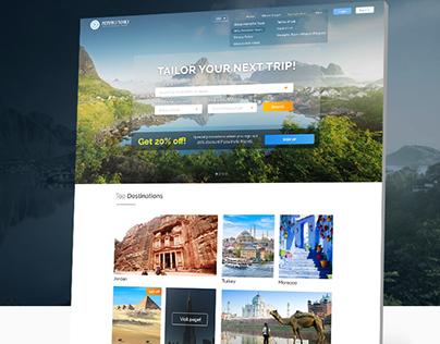 Go Travel | IOS UI/UX Mobile App Design on Behance