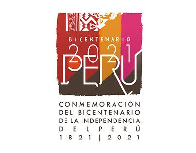 Proyecto Logo Bicentenario Perú 2021