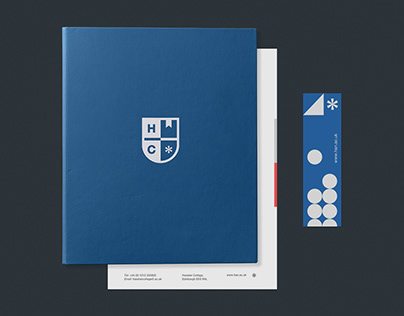 Hunster College - Visual Identity