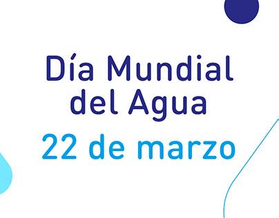 Día Mundial del Agua. 2020