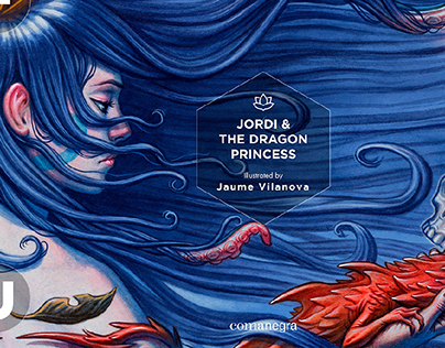 FLUX: Jordi & the Dragon Princess (book)