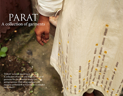 PARAT - A collection of garments