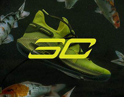 UA x SC30 ASG 'Coy Fish'