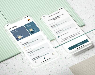 SimpleDelivery® App