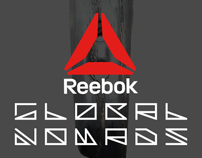 Reebok Sponsored Studio: Global Nomads Line