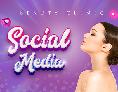 Beauty Clinic - SocialMedia