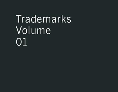 Trademarks & Logotypes Volume 01