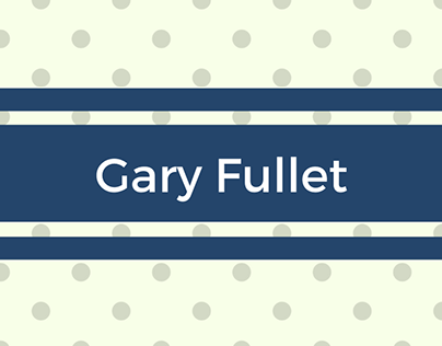 Gary Fullett Continues to Provide Valuable Financial