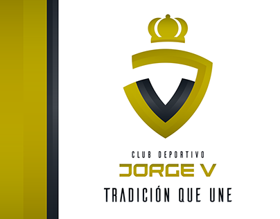 Jorge V - Logo