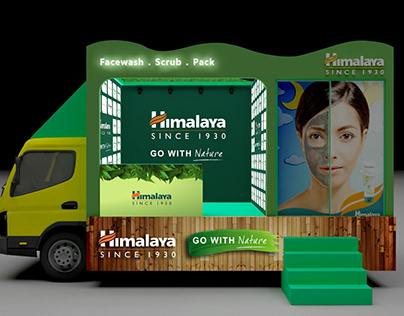 Promotional Caravan of Himalaya For Bangladesh