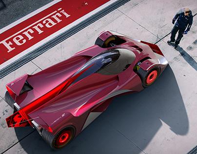 VISION GT: Ferrari FXX-LM