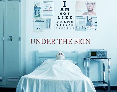 Under The Skin-Tunisian Abstract Short Movie.
