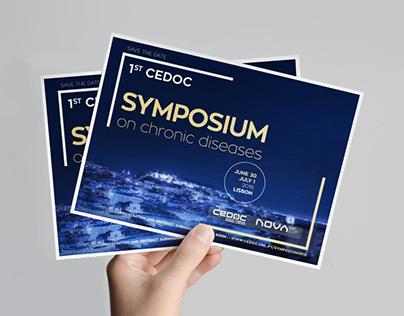 1st CEDOC Symposium - Graphic Design