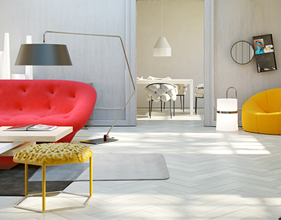 Color with Ligne Roset
