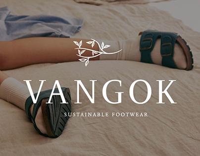 VANGOK Sustainable Footwear . Online-store