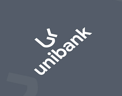 Unibank Logo Design