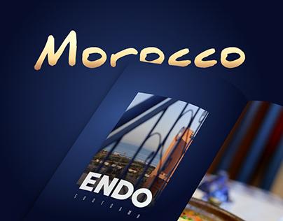 Morocco: a surf travel magazine