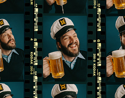 """Fokof Lager """"Classic Beer Ads"""""""