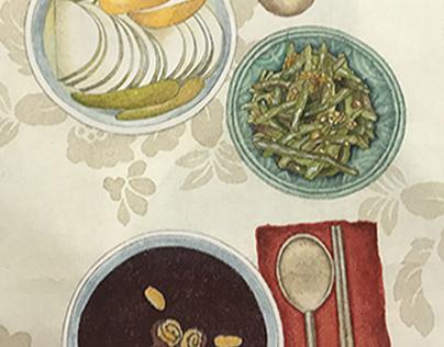 Dongji Red Bean Porridge
