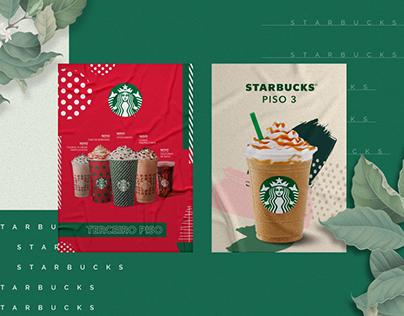 Starbucks | Campanha Natal 2019 e Novas Unidades