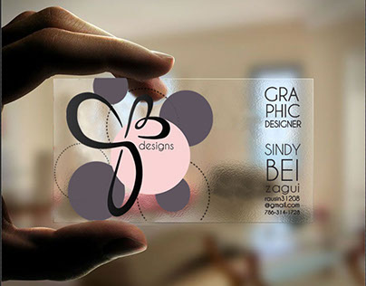 Business Card Mockup Real