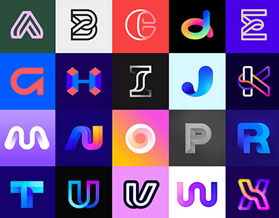 36 days of type - daily logo exploration challenge