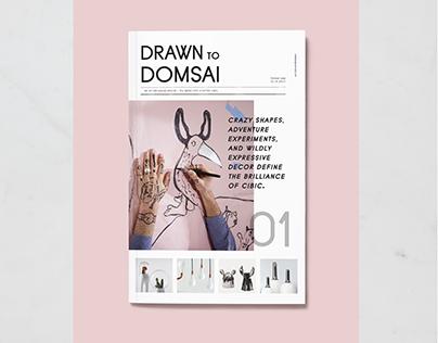 Art & Design Tabloid - Featuring Matteo Cibic