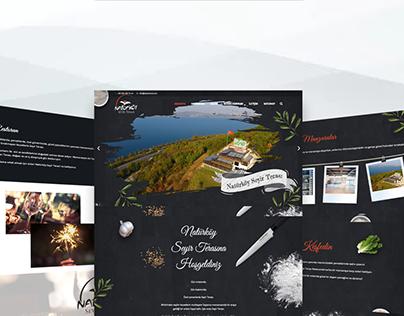 Seyir Terası.Web Tasarım.2017