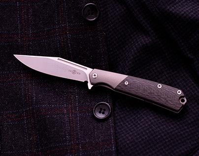 TwoSun Folding Knife TS117 - GrandPa