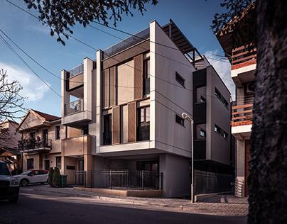 Residential building Kozle