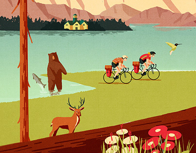 Grizzly Tour - Animation
