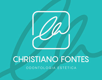 Christiano fonte - Identidade visual e UX