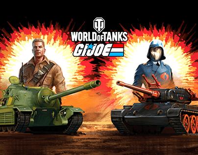 G.I.JOE Styles in World of Tanks