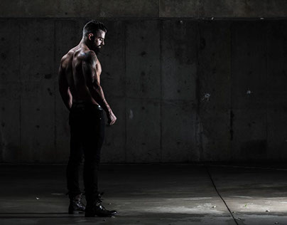 Portrait Shoot - Warren Green