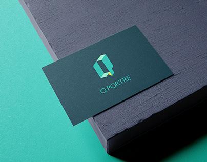 Q Portre Branding