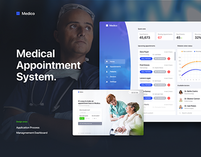 Medico - Medical Appointment System
