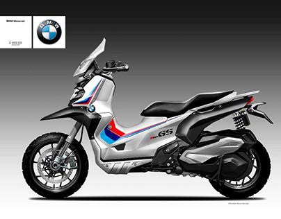 BMW C 400 GS CONCEPT