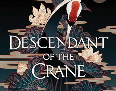Book Cover: DESCENDANT OF THE CRANE