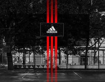 ADIDAS GOLDEN PREY /// Basketball shoe concept