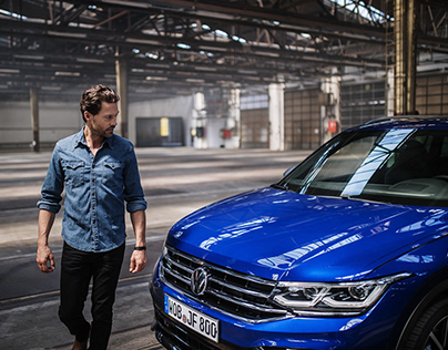 TIGUAN R for Volkswagen R